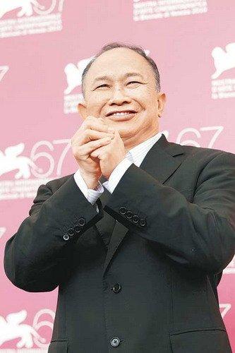 吴宇森率群星为《剑雨》造势 吴佩慈回复心情