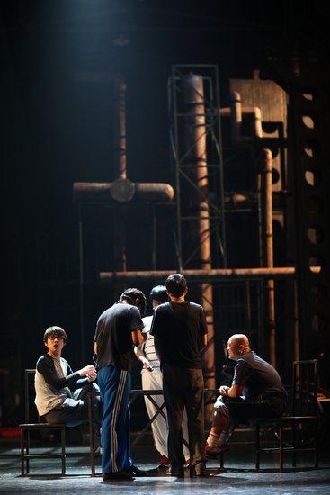 音乐剧《钢的琴》将开演 三宝、关山联手创作