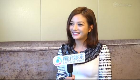 专访赵薇:我希望徐峥那场床戏出来观众吓一跳