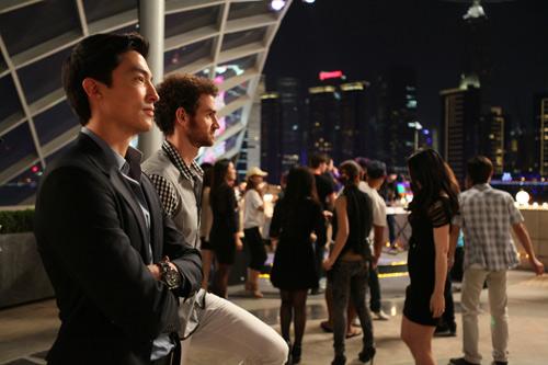 《纽约客@上海》热映 观众力赞故事清新有共鸣