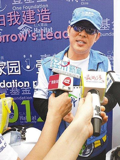李连杰纪念5.12 壹基金公布捐款共投入超过2亿