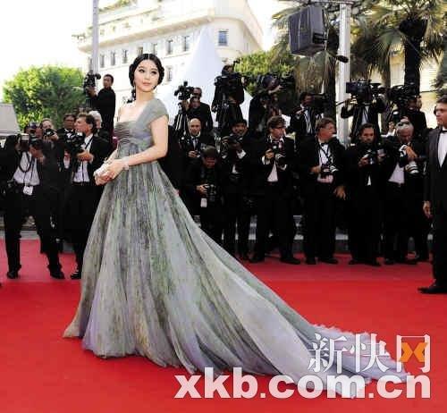 戛纳电影节华语片颗粒无收 比诺什赢在家门口