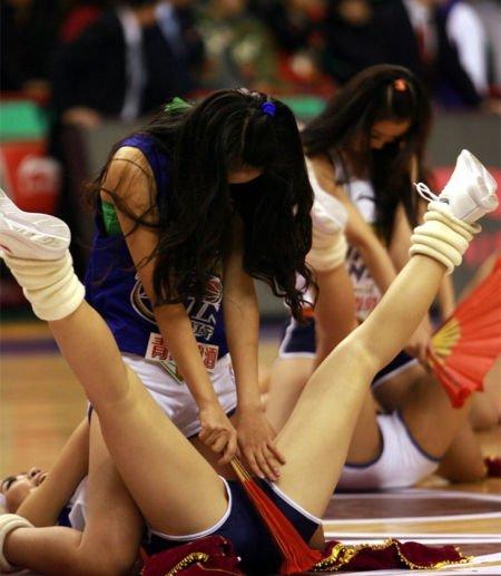 篮球宝贝玩超尺度动作