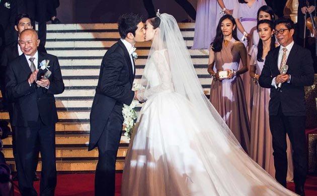黄晓明Baby24小时婚礼日记
