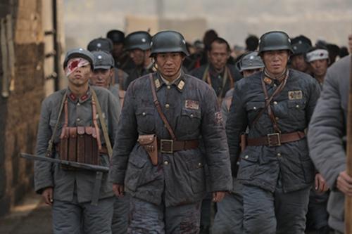 9月抗战剧激战 《我的特一营》寻找台儿庄老兵