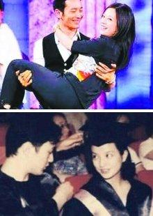 黄晓明:能抱起赵薇的才是真闺蜜