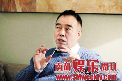 南都娱乐周刊访陈凯歌:网络时代的传统士大夫
