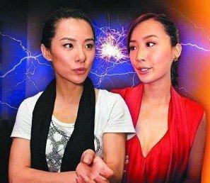 刘璇签约香港无线电视台 一姐作风抢陈法拉戏份