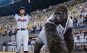 猩猩加入职棒,实在是太伤人类自尊了
