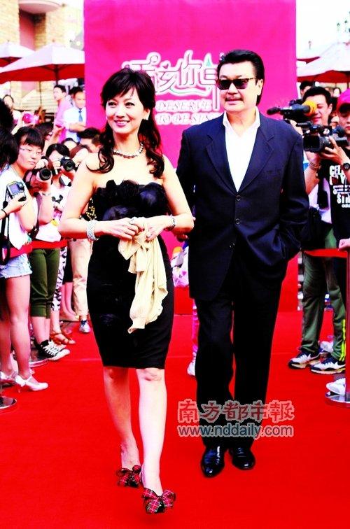 《活该你单身》北京首映 赵雅芝吐露幸福秘诀