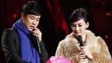 视频:张柏芝、小沈阳合唱《爱上你了》