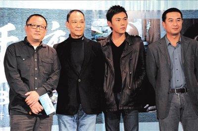 《日照重庆》在京首映 王小帅卖片影帝影后助阵