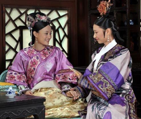 《后宫甄嬛传》开播在即 斓曦饰演皇妃诠释善良