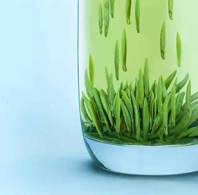 至美绿茶至美国漫:竹叶青遇见《大鱼海棠》图片