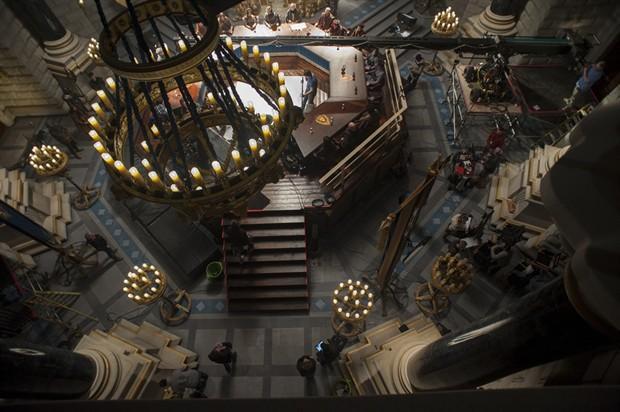 《魔兽》探班 2000个特效镜头打造魔幻世界