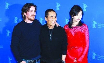《金陵十三钗》亮相柏林电影节 删四分钟战争戏