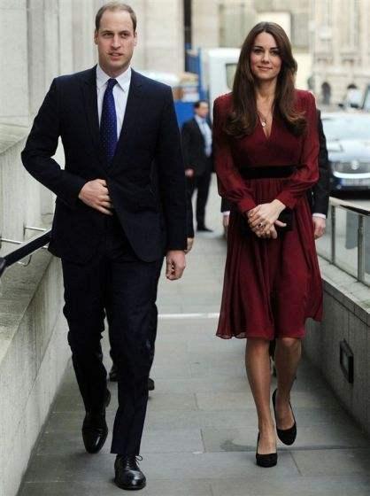 凯特王妃颁布发表预产期为明年四月 将迎来第三个孩子
