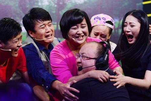 贾玲自曝为央视春晚筹备相声 或与女搭档亮相