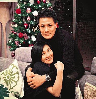 杨千嬅元旦正式宣布怀孕 余文乐赞其会是好妈妈