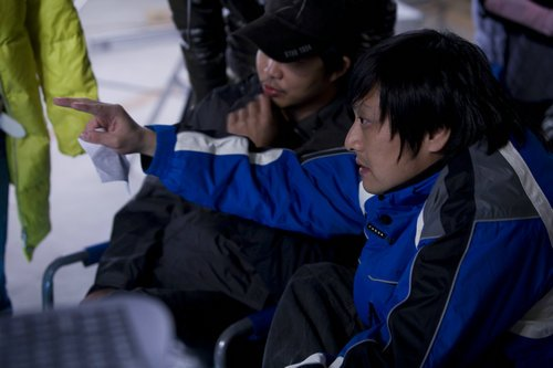 张扬新片《无人驾驶》将映 展极致艺术商业平衡