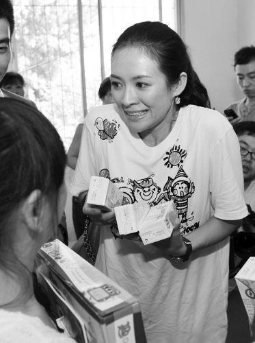 章子怡再谈捐款门:我又不是个罪人 已经过去了