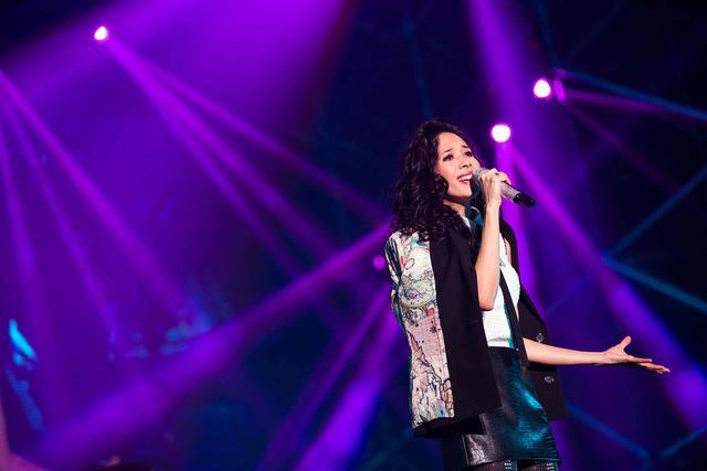 莫文蔚看看广州演唱会即将开唱 引爆巅峰之夜