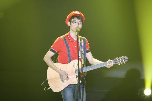 """谭杰希卷入新""""瑜亮之争"""" 原创新生代闪耀舞台"""