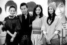 《北京爱情故事》首播发布会 杨幂向往平凡爱情