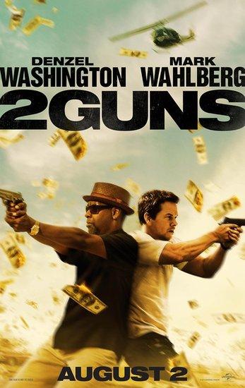 北美票房:《双枪》登顶 《蓝精灵2》开局低迷