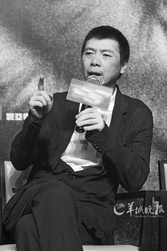 冯小刚开导演会无明星捧场 气愤称以后多用新人