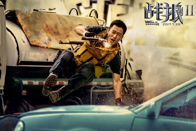 两人各有特色,张昭讲乐视暑期档几部电视的模式,吴京则讲《战狼2》电影进不去刷机格局吗图片