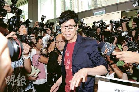 陈志云贪污案正式遭起诉 TVB艺人全部遭封口