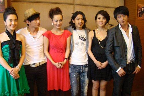 韩晓与吴奇隆首度合作 《圣堂风云》亮相上视节