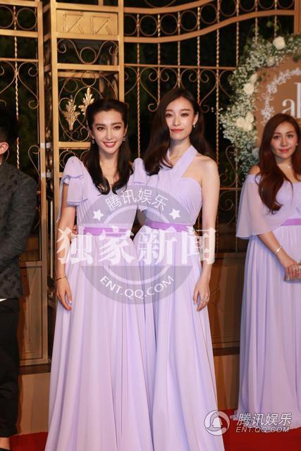 黄晓明Baby婚礼上百明星出席 内场梦幻宛如童话