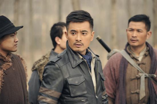 《独立纵队2》上海热播 陈龙领衔上演热血传奇