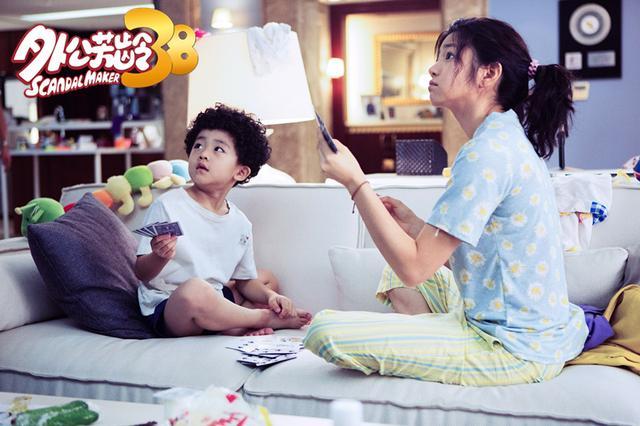 由韩国名导安兵基执导,佟大为,陈妍希和吕云骢领衔主演的合家欢喜剧图片