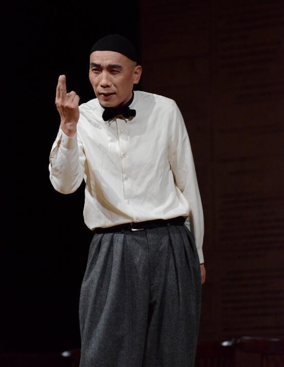 老舍话剧《二马》将登国家大剧院 反串爆笑