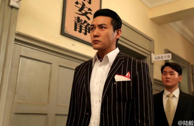专访陆毅:拍戏最大的原则是不能离家太远