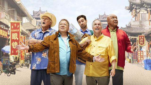 原班人马打造《美版花样爷爷》 NBC续订第二季