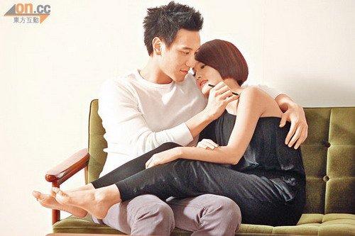 杨丞琳新碟登销量冠军 被MV男主角胸前刻情书
