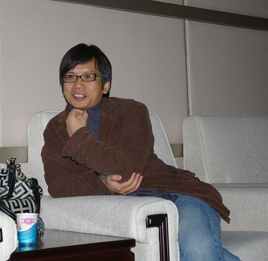 第17届上海电视节最佳编剧提名人:林黎胜