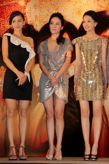 《建党伟业》香港首映 叶璇压轴戏份赢得掌声