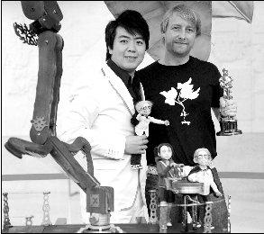 《梦幻飞琴》全球启动仪式 郎朗演电影身兼配乐