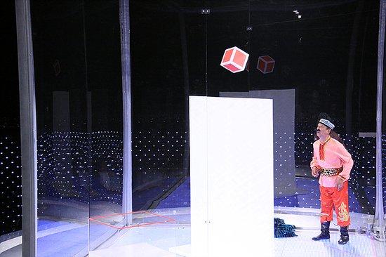 《梦立方》上海开播倒计时 造就史上最震撼尖叫