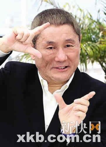 """北野武新片回归暴力:""""砍手指头已经过时了"""""""