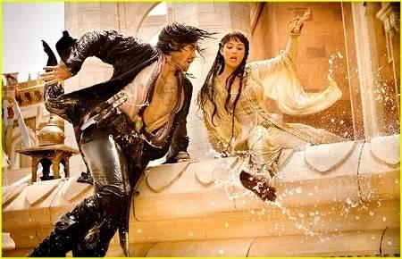《波斯王子:时之刃》:玩月光宝盒的哈姆雷特