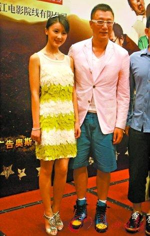 《刹马镇》广州宣传 导演断然否认像《三枪》