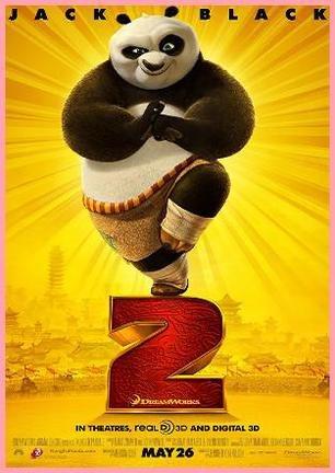 内地票房:《功夫熊猫2》连庄破四亿