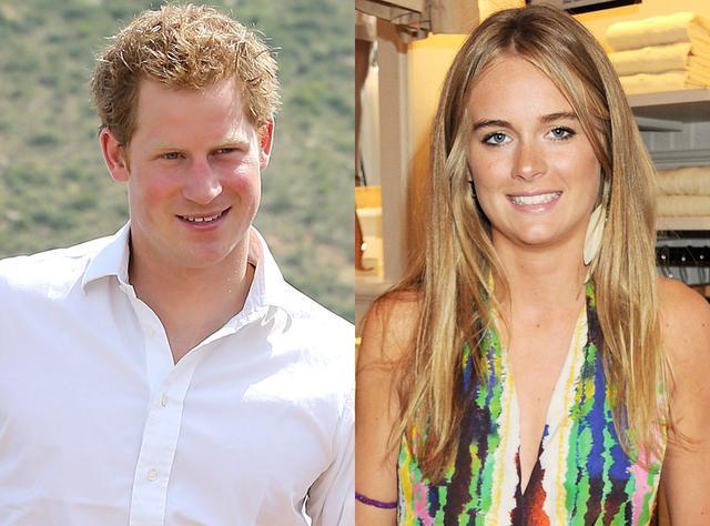 英媒曝哈里王子与女友分手 起因为一张机票