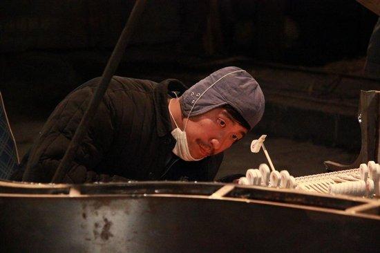 王千源《钢的琴》征战东京 砸锅卖铁挺中国电影